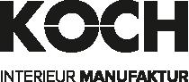 Koch Logo im Footer